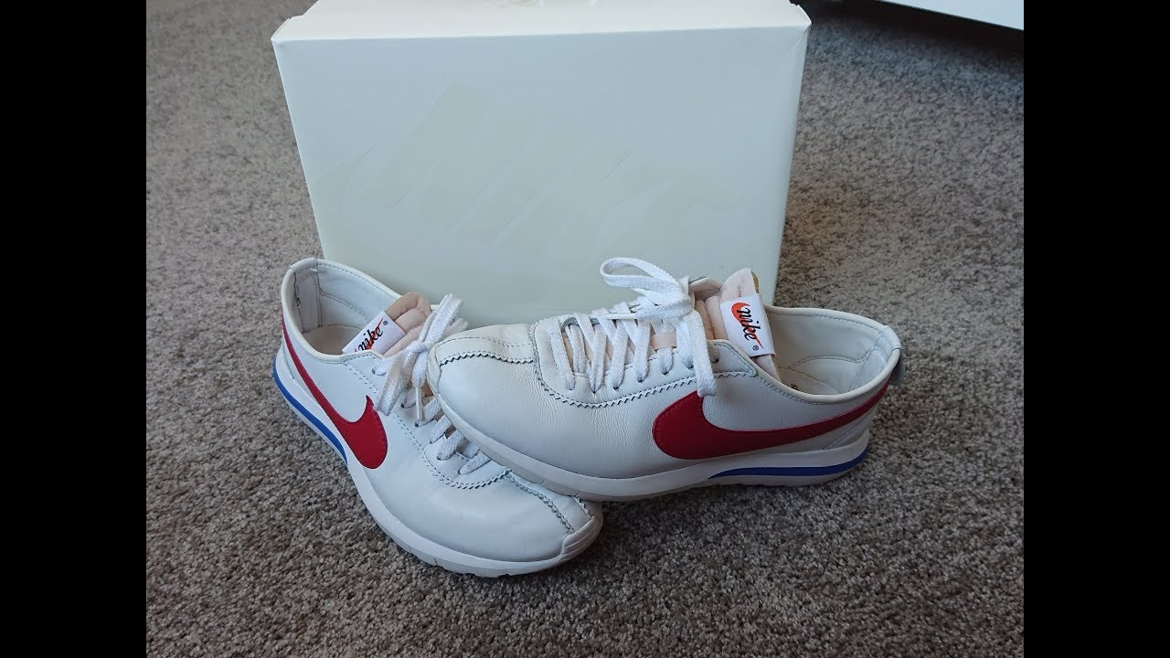 the best attitude a1acb 14a1d Unboxing Unpacking NIKE Roshe Cortez NM SP 806952 164