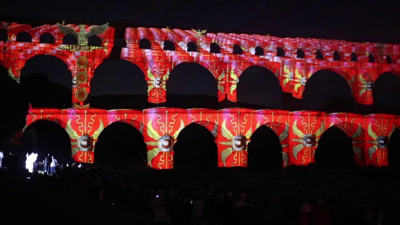 Pont Du Gard Clip Feeries 2017
