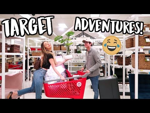 FIRST TARGET ADVENTURES OF 2018!