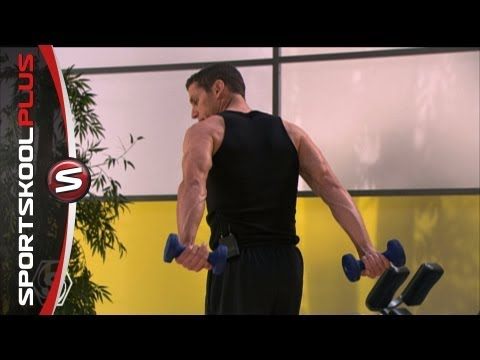 Ultimate Arm Workout with Terry Simpson