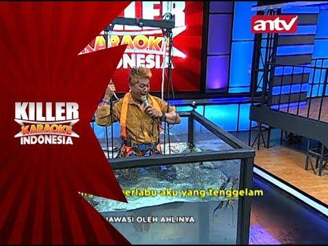 Wow! Zuri tanpa takut ditantangan Celup Manja ! – Killer Karaoke Indonesia
