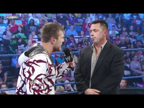 SmackDown: Michael Cole interviews Daniel Bryan