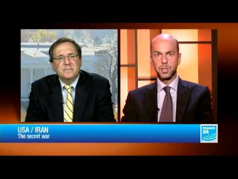 "FRANCE 24 The Interview - David Sanger, author of ""Confront and conceal: Obama's Secret Wars"""