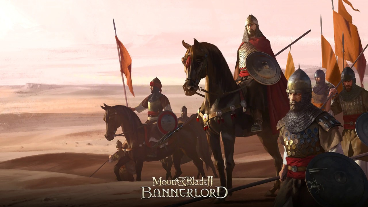 Bannerlord  간단한 창술.