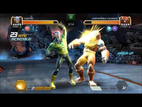 Marvel Contest of Champions - Alliance Quest Map 5 FULL