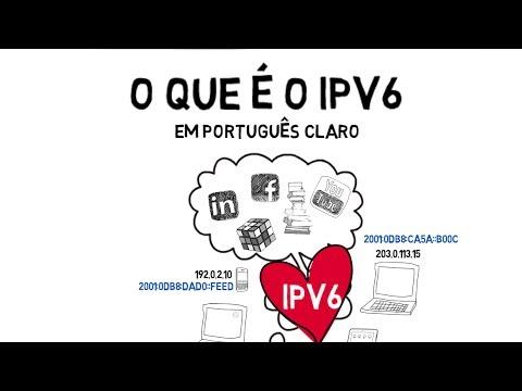 O que é o IPv6, em português claro