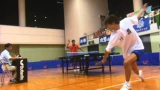 才能にあふれ、卓球が好きで好きでたまらないペコ。子供の頃から無愛想...