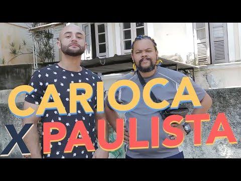 Carioca X Paulista - @Suburbers - Os Suburbanos - Humor Multishow