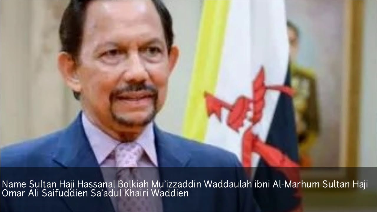 Lifestyle Of Sultan Of Brunei(Hassanal  Bolkiah),Networth,Income,House,Car,Family,Bio  Stupid Topics 02:09 HD