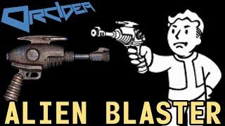 Fallout 3 Unique Weapons - Alien Blaster (not unique anymore) thumbnail