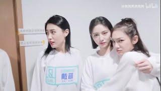SNH48 孫芮 VLOG | TOV VS 覺醒東方 打群架 (陸柯燃 林凡 歐若拉 許佳琪 曾可妮 趙小棠)