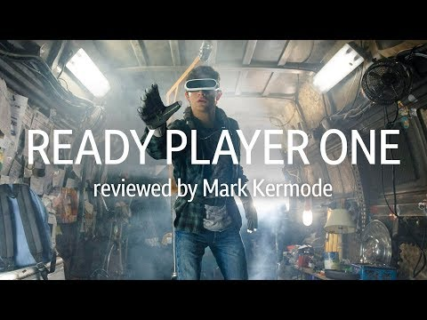Ready Player One reviewed by Mark Kermode