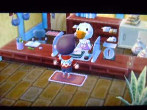 Animal Crossing: New Leaf: Bella And Fishing Rod