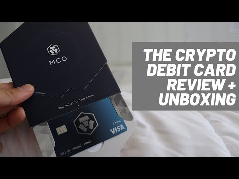 2019 The Best Crypto Debit Card?? (MCO VISA)