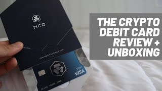 2019 The Best Crypto Debit Card?? (MCO VISA)