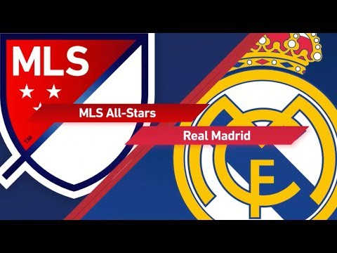 HIGHLIGHTS | MLS All-Stars vs. Real Madrid | 08.02.17