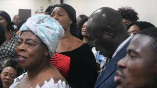 """Nyame Ye Kese"" - First Ghana SDA Church Choir - February 8, 2020"
