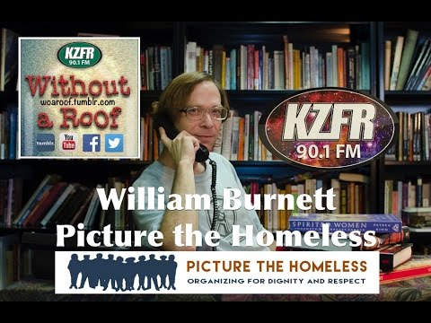 WIlliam S. Burnett on Solutions to Homelessness and Media Coverage