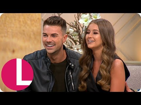 Love Island's Sam and Georgia Have Already Met Each Other's Parents! | Lorraine