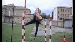 Упражнения на турнике 3 ООО