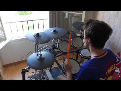 CROWS ON A WIRE • ALTER BRIDGE • DRUM COVER