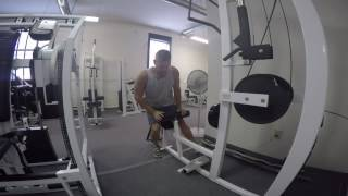 Workout 7/14/16