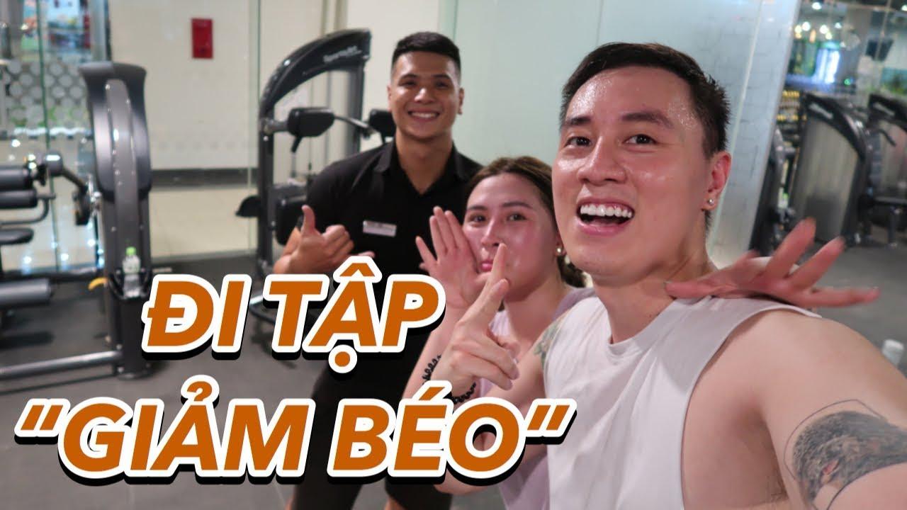 Chúng mình quyết tâm giảm béo | Chia sẻ về ngoại hình Vlog 128