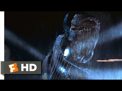 Godzilla 1998  Godzilla Goes Down  1010  Movies