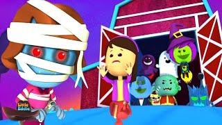 это хэллоуин | детские мультфильмы | анимация | песни для малышей