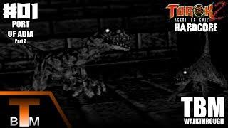 TBM Walkthrough - Turok 2 Amiga Music Swap - #1 Port of Adia Pt.2 (HARDCORE)