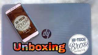 Unboxing budget laptop - Hp 250 G5