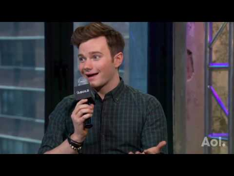 Chris Colfer -  AOL Build Speaker Series July 12, 2016