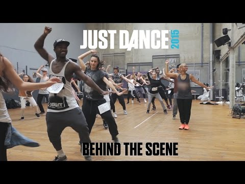 JUST DANCE 2015 | BEHIND THE SCENE | BONUS: THE CASTING! [UK]