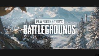 New Parachute Update!!! Snow Map - PUBG Playerunknowns Battlegrounds Test Server - Live Stream PC