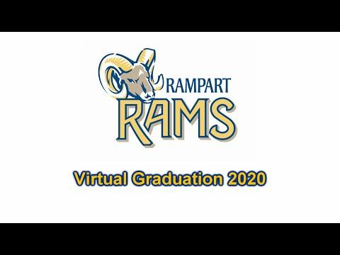 2020 Rampart High School Virtual Graduation