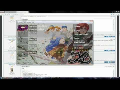 PPSSPP - How to apply 60FPS cwcheat codes/patches
