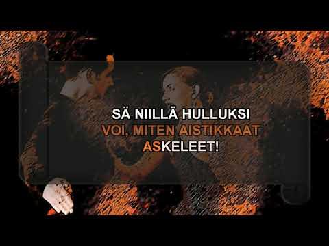 TULIKUUMA TANSSI - karaoke
