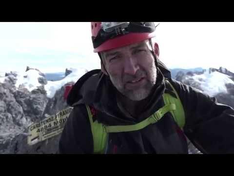 25zero Carstensz Pyramid climb