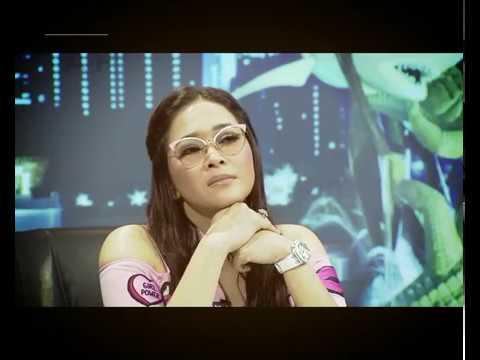 lihat EKPRESI wajah Maia saat Peserta Indonesian Idol Membawakan lagu KANGEN DEWA19.