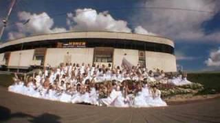 АКЦИЯ COSMOPOLITAN «СБЕЖАВШИЕ НЕВЕСТЫ»  ИВАНОВО 2009