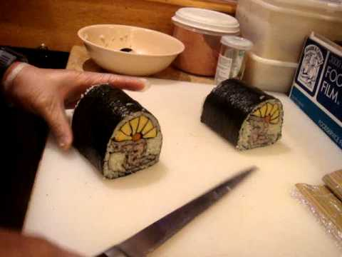 Kyoto 2 Quang The Best Sushi Chef Youtube