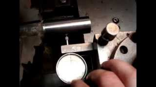 Взрывной метод Как увеличить точность токарного станка 1к62