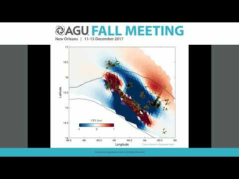 2017 Fall Meeting - S32D: The September 2017 Tehuantepec and Puebla Earthquakes