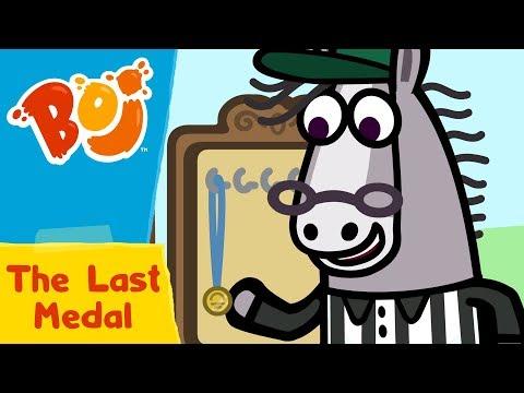 Boj - The Last Medal   Cartoons for Kids