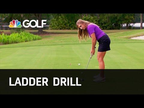 Ladder Drill - School of Golf | Golf Channel