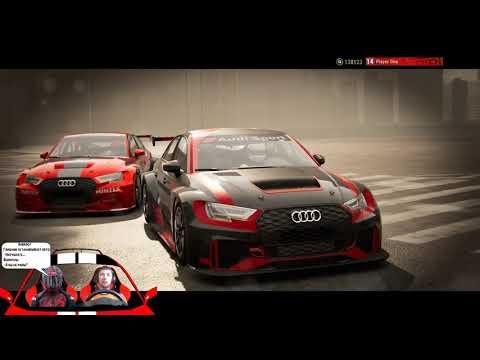 Как фыркает Mitsubishi Lancer 6 и почему 🎮 Grid 2019 PC 🔴 Аркадные гонки на руле