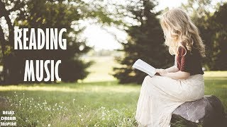 ☊ Reading Music - Ambient Background Sounds for Focused Studying ☊