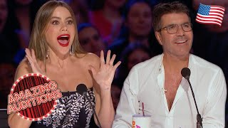 BEST Auditions From America's Got Talent - Week 2 | Amazing Auditions