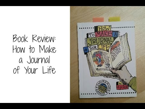 how to make a journal review
