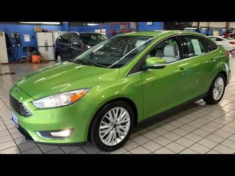 Used 2018 Ford Focus Capitol Heights, MD #V1725